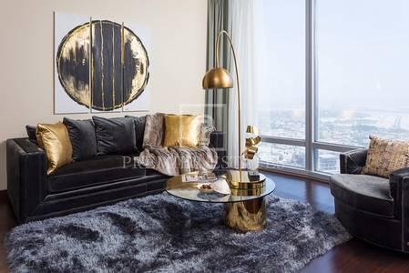 2 Bedroom Apartment for Rent in Downtown Dubai, Dubai - 2BR in Burj Khalifa