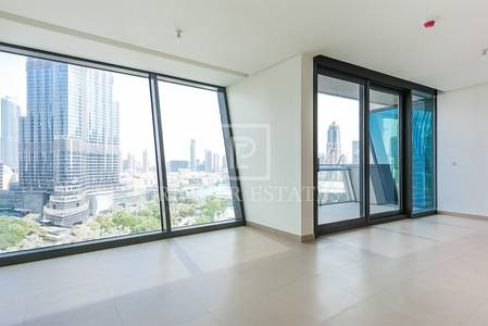 2 Bedroom Apartment for Sale in Downtown Dubai, Dubai - Mid Floor