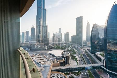 Studio for Sale in Downtown Dubai, Dubai - Vacant Studio