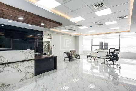 Office for Rent in The Greens, Dubai - Perfect Location I High End FInishing