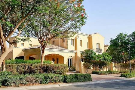 6 Bedroom Villa for Sale in Arabian Ranches, Dubai - Stunning 6BR Type 4 Villa-Golf Course view