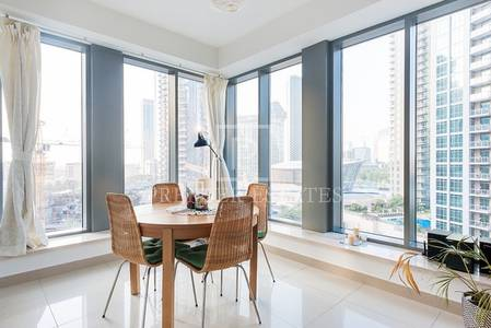 2 Bedroom Apartment for Rent in Downtown Dubai, Dubai - 2BR ready to move
