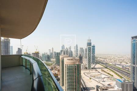 2 Bedroom Flat for Rent in Downtown Dubai, Dubai - Sea views