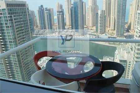 4 Bedroom Flat for Sale in Dubai Marina, Dubai - Amazing View Hot Offer 4 Bedroom Duplex