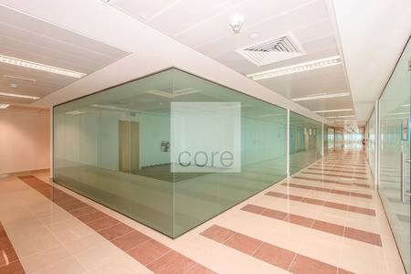 Office for Rent in World Trade Centre, Dubai - Fitted office available | Business Park