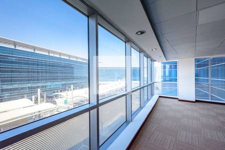 Office for Rent in World Trade Centre, Dubai - Available! Fitted office | Business Park