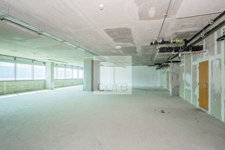Office for Rent in Dubai South, Dubai - Shell and core office vacant | Business Park