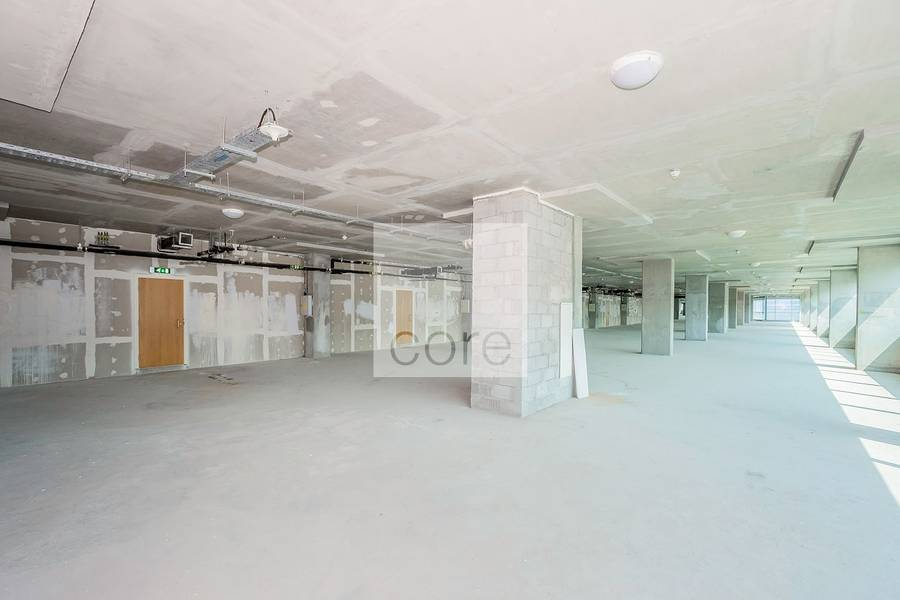 2 Shell and core office vacant | Business Park