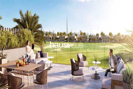 3 Bedroom Townhouse for Sale in Dubai Hills Estate, Dubai - Club Villas Dubai Hills 3 bed Townhouse