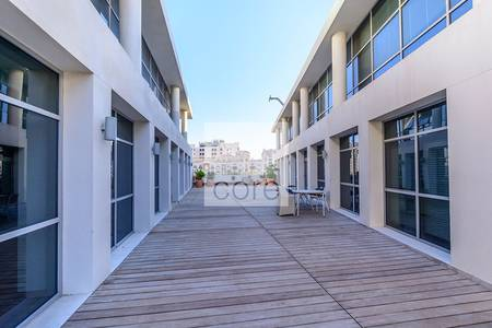 Office for Rent in Al Sufouh, Dubai - Fully fitted office for rent Design House