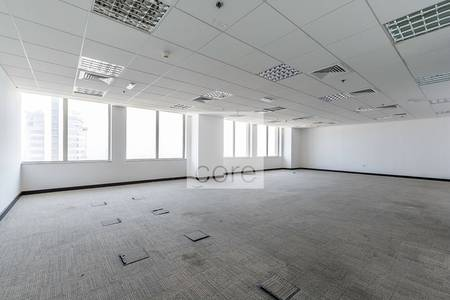 Office for Rent in Dubai Internet City, Dubai - Fitted office vacant in Business Central B