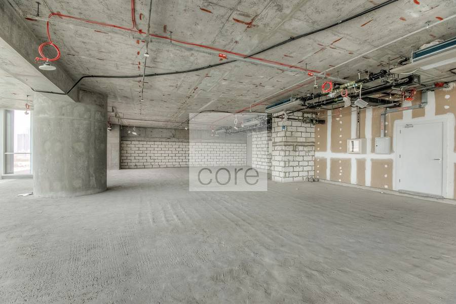 Shell and core office in prime location
