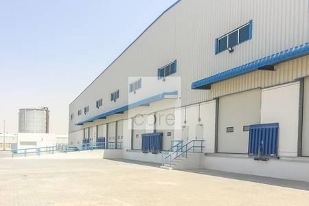 Warehouse for Rent in Jebel Ali, Dubai - Brand new warehouse for rent |Technopark