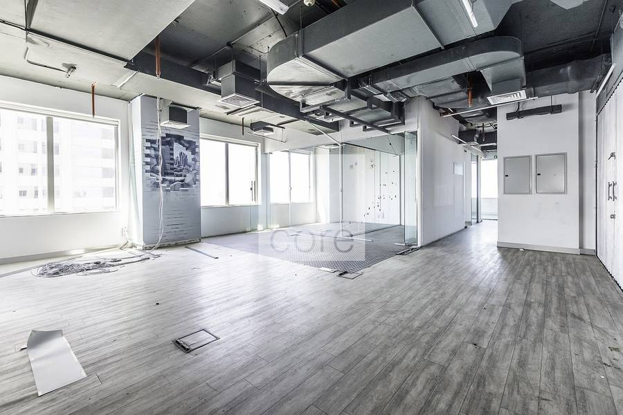 Fitted office vacant in Business Central A