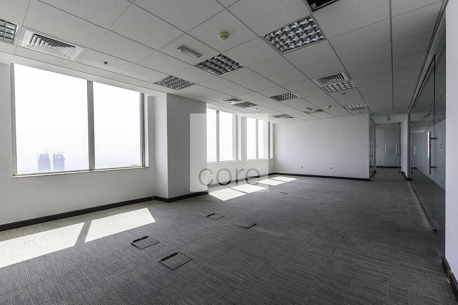 Full floor vacant in Business Central A