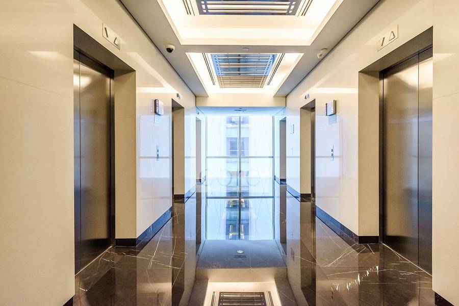 10 Fitted office w/ good layout |Emirates Towers