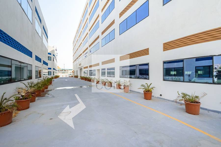 10 Well located office | Dubai Autism Center