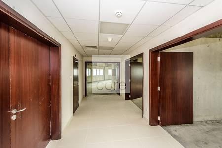 Office for Rent in Al Garhoud, Dubai - Shell core office  Dubai Autism Center