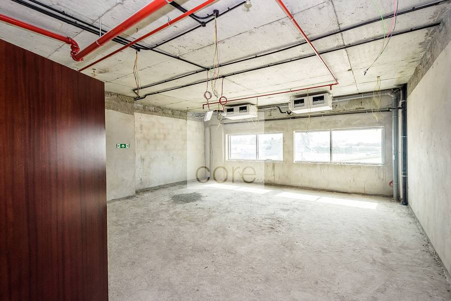 Shell and Core office unit l Low floor
