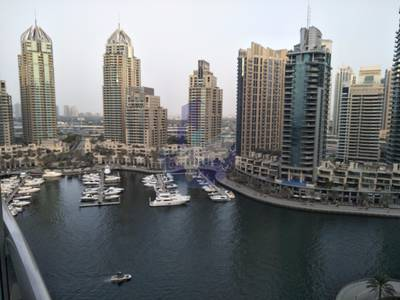 2 Bedroom Apartment for Rent in Dubai Marina, Dubai - Large 2 BHK + Maid's For Rent With Full Marina View