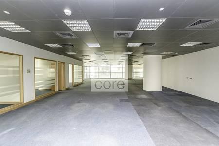 مکتب  للايجار في مدينة دبي للإعلام، دبي - Fitted office w/ great facilities