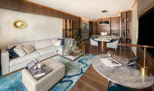 2 Bedroom Flat for Sale in Downtown Dubai, Dubai - Fully Furnished | Exquisite 2BR Apartment for sale in Downtown Dubai | 24% Net Guaranteed Returns Over 3 Yrs
