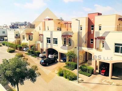 Studio for Sale in Al Ghadeer, Abu Dhabi - Terraced studio for Sale in Al Ghadeer