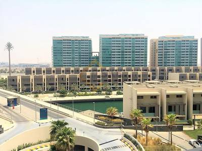 3 Bedroom Flat for Rent in Al Raha Beach, Abu Dhabi - 3+M BR Apt w/Balcony Sea view and Parkng