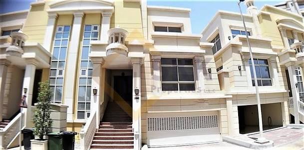 3 Bedroom Villa for Rent in Al Forsan Village, Abu Dhabi - 3+M villa w/Garden for Rent in Al Forsan