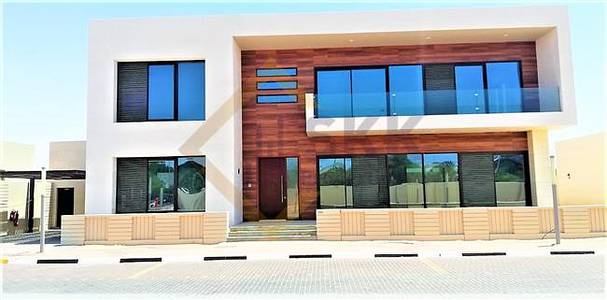 6 Bedroom Villa for Rent in Abu Dhabi Gate City (Officers City), Abu Dhabi - Brand New 6BR Villa w/Maid &Driver Room