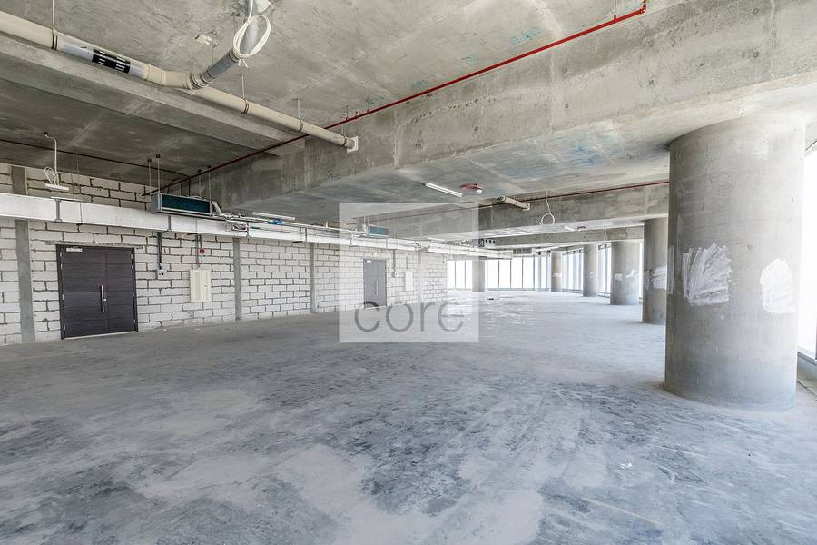 2 Spacious shell and core for sale in ADDAX
