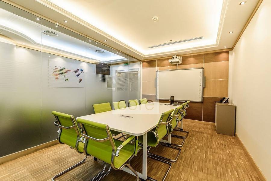 2 Serviced office w/ 4 workstations | Downtown
