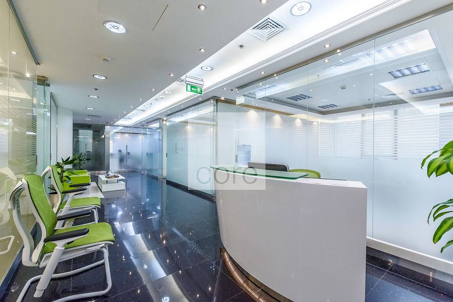 10 Serviced office w/ 4 workstations | Downtown