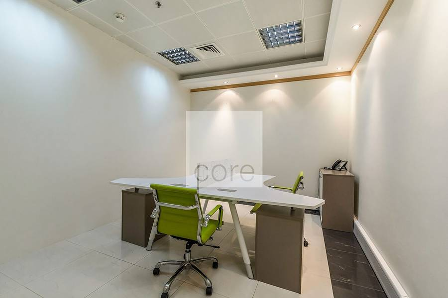 2 Serviced office w/ 7 workstations | Downtown