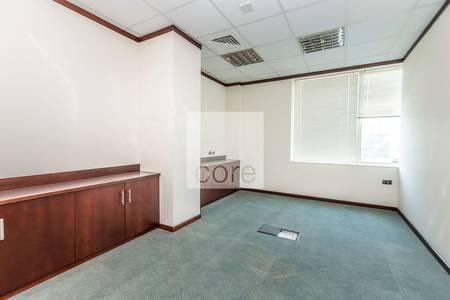 مکتب  للايجار في مدينة دبي للإعلام، دبي - Fitted office with Partition in  Rimco