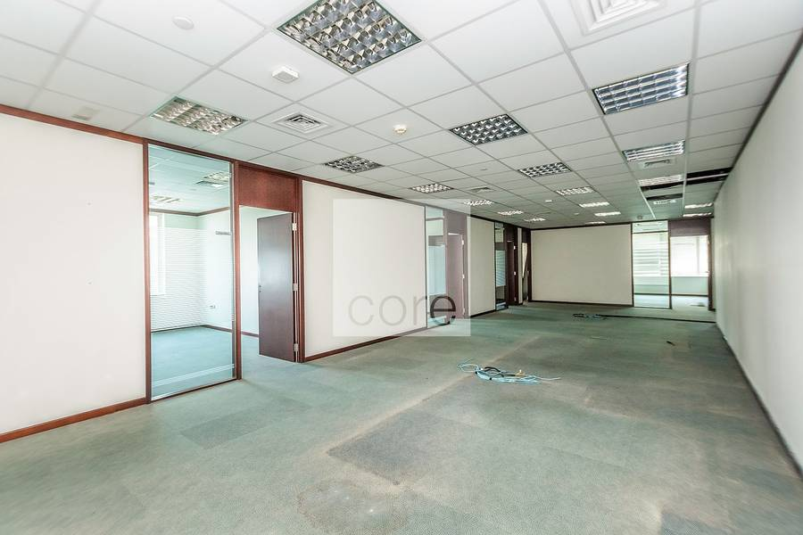 2 Fitted office with Partition in  Rimco