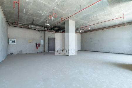 Office for Rent in Business Bay, Dubai - Shell and core office in Grosvenor Tower