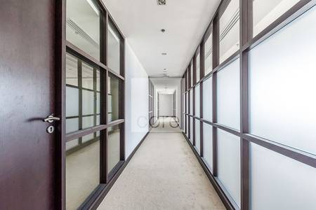 Vacant full floor in Business Central A