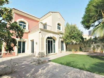 5 Bedroom Villa for Sale in Dubai Sports City, Dubai - Fantastic Deal Backing the Park