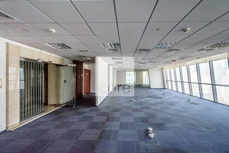 Office for Rent in Jumeirah Lake Towers (JLT), Dubai - Fitted office 4 M rent free in Tiffany