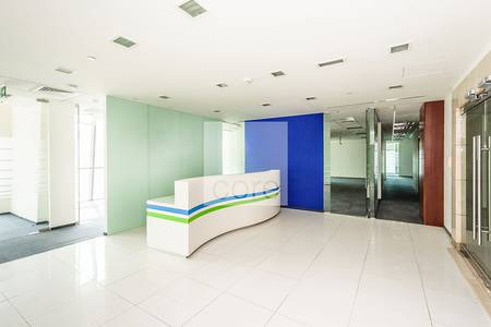 Office for Rent in Jumeirah Lake Towers (JLT), Dubai - 4 Months Rent Free I Offices I High Flr