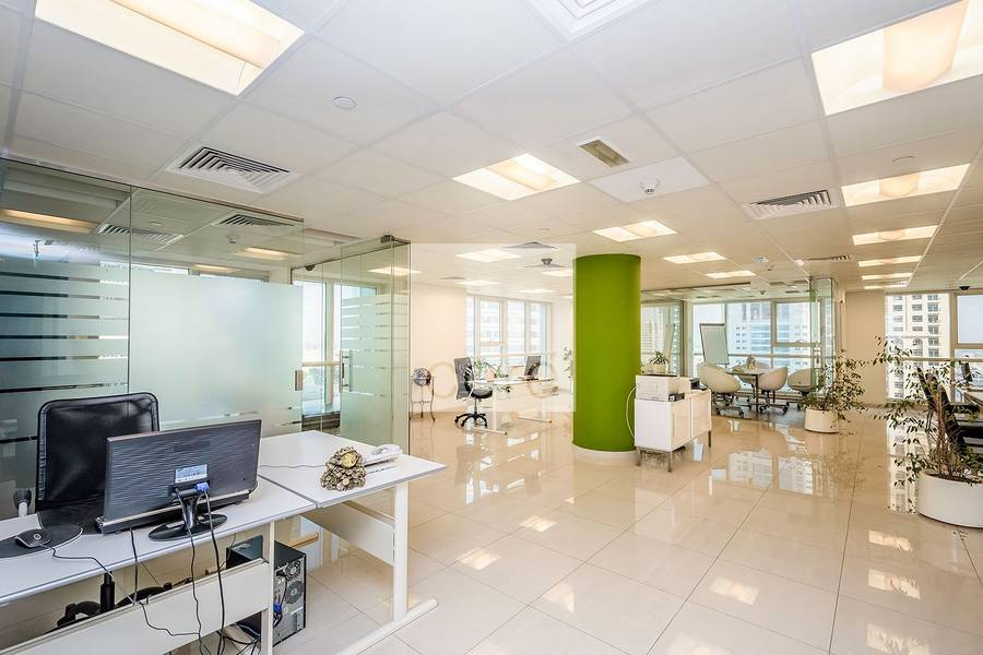 2 Fitted furnished office | Goldcrest Exec.