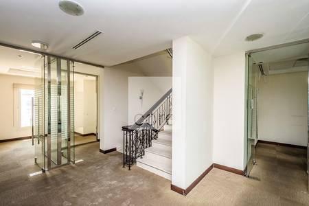 فيلا تجارية  للايجار في البطين، أبوظبي - High quality  fitted villa in  Al Bateen
