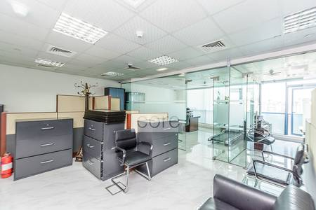 Office for Sale in Jumeirah Lake Towers (JLT), Dubai - Furnished