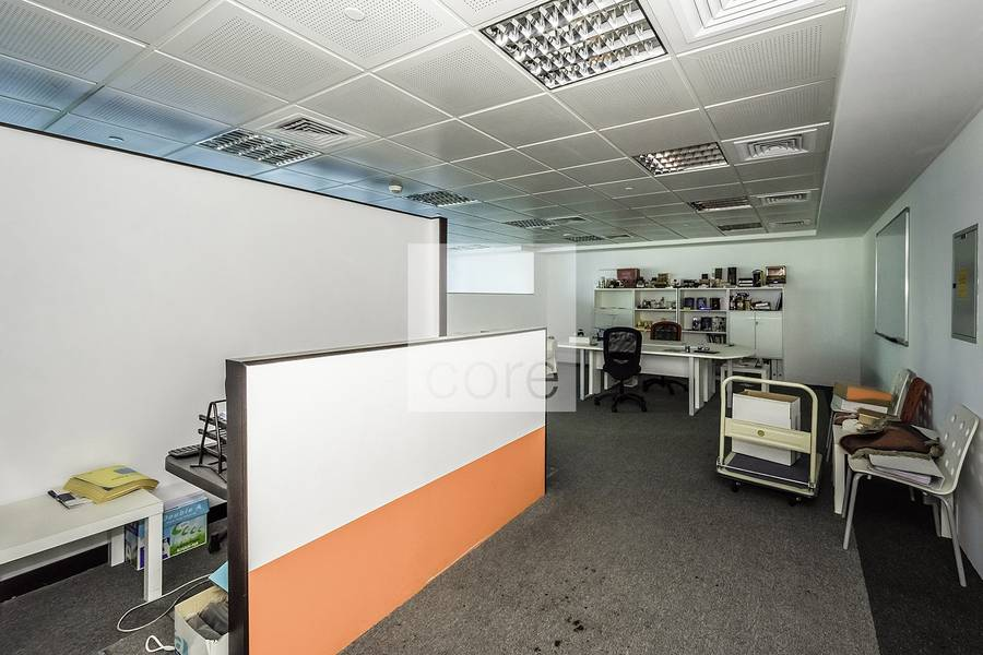 10 Fitted office available | Indigo Icon