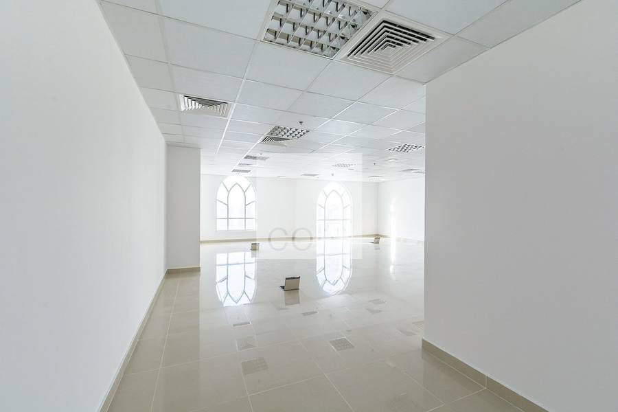 2 Well-lit fitted office available in Dome