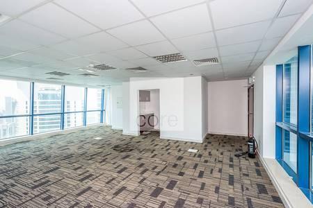 Office for Rent in Jumeirah Lake Towers (JLT), Dubai - High floor