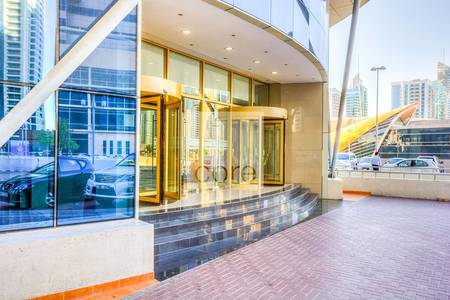 Office for Sale in Jumeirah Lake Towers (JLT), Dubai -  partitioned office |Fortune Exec.