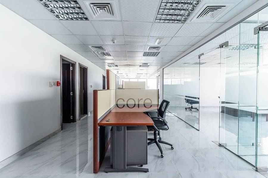 2 Fitted furnished office l Jumeirah Bay X2