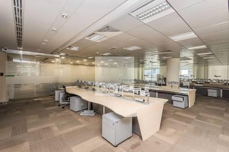 مکتب  للايجار في وسط مدينة دبي، دبي -  fitted office | Emaar Square